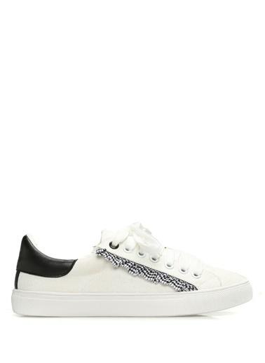 Compania Fantastica Sneakers Beyaz